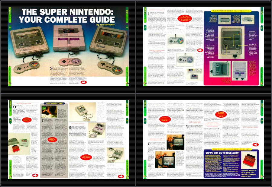 The Super Nintendo: your complete guide