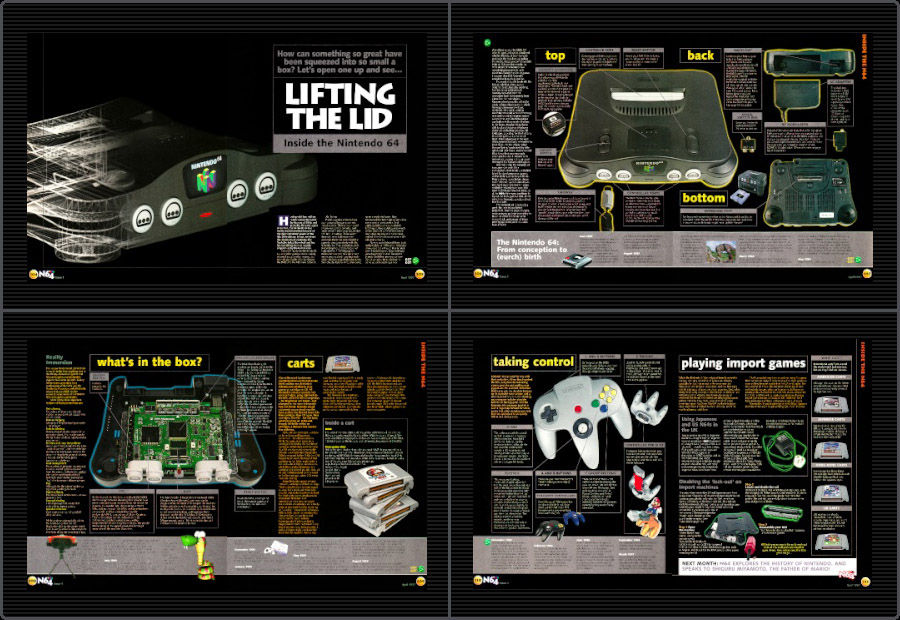 Lifting the lid: inside the Nintendo 64