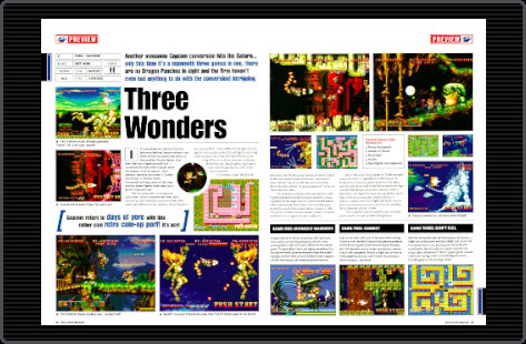 Arcade Gears: Three Wonders