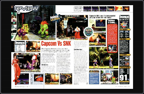 Capcom VS SNK