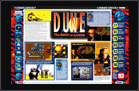 Dune: The Battle for Arakkis