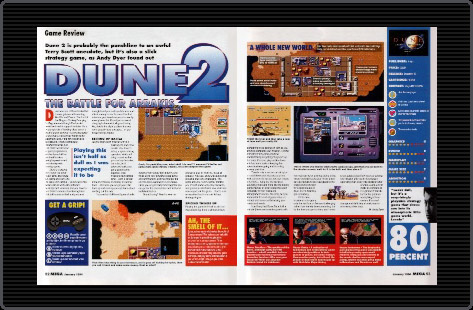 Dune 2: The Battle For Arrakis