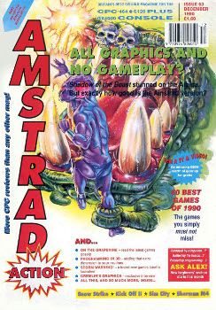 Amstrad Action 63
