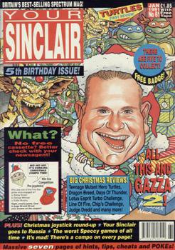 Your Sinclair 61