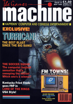 The Games Machine issue 30