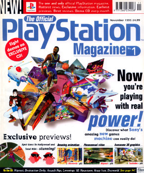 Official Playstation Mag