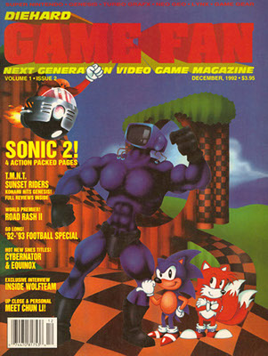 GameFan Vol.1 Issue2 - december 1992 (USA)