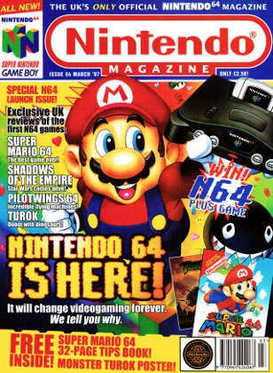 Nintendo Official Magazine 54